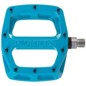 DMR V12 Pédales, blue